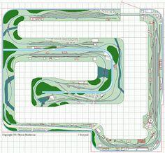 Image result for model railroad benchwork plans