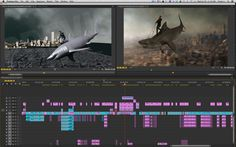 Sneak Peek at one of the visual effect shots in SHARKNADO 2. http://vashivisuals.com/sharknado-2-visual-effects-sneak-peek/  #filmmaking #indiefilm #postproduction #premierepro #adobe