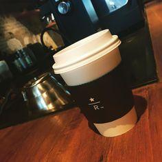 #starbuckreserve #takeawaycoffee by cecelightening