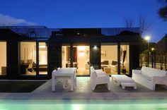 casas prefabricadas acero