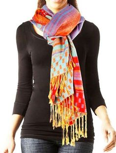 High Quality Long & Luxurious Woman's Scarf . $14.95. Brand New High Quality Woman's Scarf. From a smoke free warehouse.