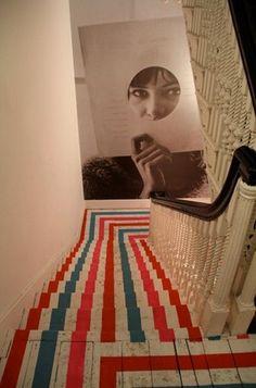 Painted Floors- Kate Spade