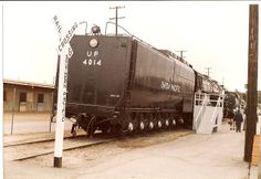 "union pacific big boy 4014   Tender Of Union Pacific ""Big Boy"" #4014   Flickr - Photo Sharing!"