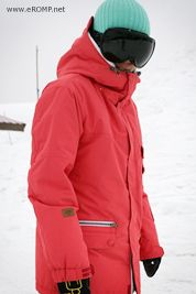 2013 270 ˚ Spin Jacket - Red from rompru.cafe24.com // $174.90