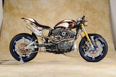 H-D Sportster Asterisk by Custom Cycles, 2012