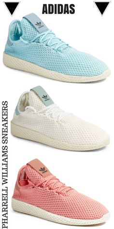 e0dd4953cbd2d Women s Adidas Pharrell Williams Tennis Hu Sneaker