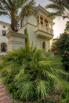 Traditional Mediterranean - mediterranean - exterior - miami - Affiniti Architects