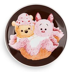 Winnie the Pooh and Piglet ''Tsum Tsum'' Dish