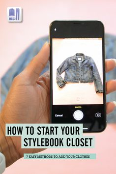 d60a289b957900 7 Easy Methods for Starting Your Stylebook Closet. Closet App