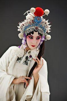 Beijing opera hua dan