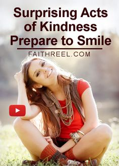 Watch These Touching Acts Of Kindness, We Guarantee They Will make Your Day!