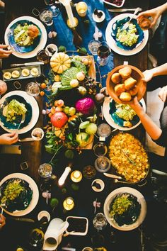 A Small & Swanky Thanksgiving Dinner — Gatherings from The Kitchn | The Kitchn