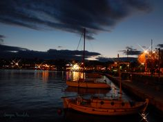 NIGHT AND LIGHTS ..... IN port of Lavrio.....GREECE.......