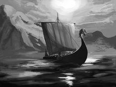 Vikings  by ~zHowie