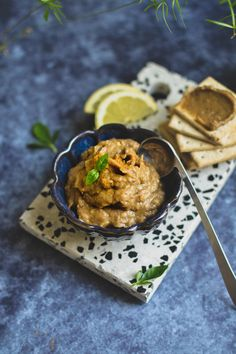 Tapenade, Soup Recipes, Vegan Recipes, Caviar D'aubergine, Juliette, Mediterranean Recipes, Main Meals, Food Inspiration, Tapas