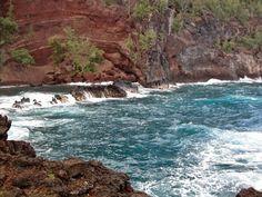 Red Sand Beach Honolulu