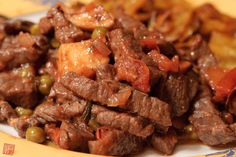Kung Pao Chicken, Kerala, Steak, Food And Drink, Cooking Recipes, Limousin, Beef, Ethnic Recipes, Meat
