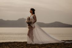 Styled Shoot auf Mallorca (Alcudia)Bridal Outfit   @lauradometzkySchmuck   @burezahFlowers   @wilddaisy.weddingCouple   @krissi_0701 & @meikel_offtotheworld #hochzeitsfotograf #destinationwedding #heiratenimausland #heiratenaufmallorca #weddingintuscany #heiraten2022 #hochzeitsplanung2022 Wedding Ceremony, Wedding Day, Boho, Portrait, Maid Of Honor, Neue Trends, Wedding Accessories, Bridesmaid Gifts, Wedding Gifts