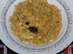 Wigilijny groch zkapustą tocokocham.com Food Lists, Gourmet Recipes, Risotto, Good Food, Recipe List, Rice, Cooking, Ethnic Recipes, Easy Meals