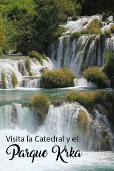 Guía para visitar el Parque Nacional de Krka - Travel To Blank Dubrovnik, Diy Projects That Sell Well, Crafts To Make And Sell, How To Make, Famous Places, Beautiful Places In The World, In 2019, Belleza Natural, Niagara Falls