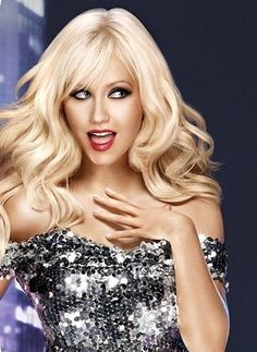Christina Aguilera - Secret Potion Perfume Ad