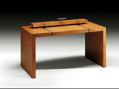 If Its Hip, Its Here: Desks So Beautiful, Theyll Turn Anyone Into A Workaholic.