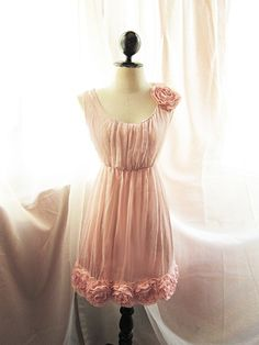 Angel Dreamy Misty Blush Rose Tea Nostalgia by RiverOfRomansk, $48.95
