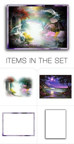 """""""Untitled #782"""" by pirzik ❤ liked on Polyvore featuring art"""