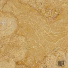 Giallo Reale Marble countertop by MSI Stone