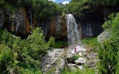 Bucegi natural park, Romania