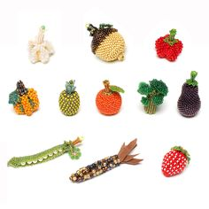 Fruits and Vegetables - Bead&Button Magazine Community - Forums, Blogs, and Photo Galleries