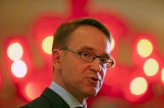 ECB must not keep policy ultra-loose for too long, Weidmann says.(May 12th 2016)