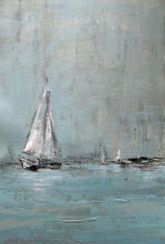 Marynistyka, obrazy olejne malowane na płótnie by Sylwia Michalska