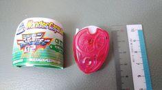 BANDAI Digimon Adventure 02 Wonder Capsule Mini D-3 Red Digivice V-mon #Bandai