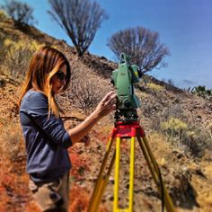 Levantamiento Topográfico en Tauro, municipio de Mogán, Gran Canaria, Islas Canarias #topógrafo #topografía #ingeniero #mogan  #grancanaria