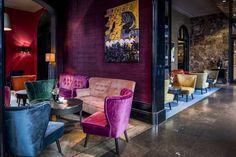 The College Hotel: prachtige architectuur en te gek interieurdesign - Roomed