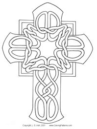 Celtic Spoon Patterns - Woodcarving Illustrated - How To Magazine