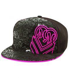 Metal Mulisha wildthing trucker hat, $26