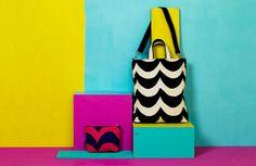 COLOR | Marimekko bags, purses, accessories