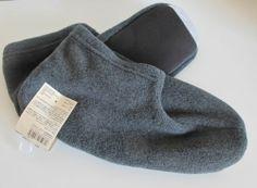MUJI MOMA Unisex Grey Room Thermal Fleece Socks from Japan | eBay