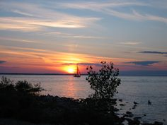 Door County, WI - vacationed here for several years and loved it.