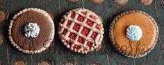 Thanksgiving Pie Cookies
