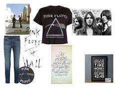 """Pink Floyd"" by sapphire-13 on Polyvore featuring moda, New Look, Floyd, Alexander Wang e pinkfloyd"