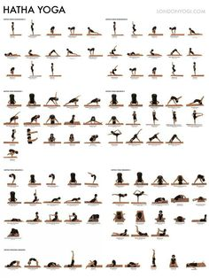 Hatha Yoga - london yogi