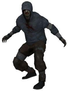 Hunter from Left 4 Dead