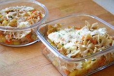 Farfalle con calabacín y tomate | Mercado Calabajío | Blog de cocina con recetas paso a paso