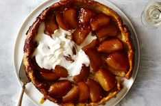 Both simpler and more impressive than apple pie, Tarte Tatin was developed in the 1880s by the Tatin sisters of Lamotte-Beuvron, just south of Orléans.