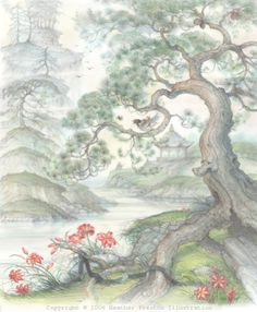 Chinese Artwork, Painting, Painting Art, Paintings, Painted Canvas, Drawings