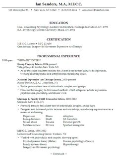 Template Cover Letter Email Counseling Resume Objective Mzotog on