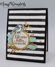Stampin' Up! Petal Palette for the Stamp to Share International Design Team Blog Hop – Stamp With Amy K